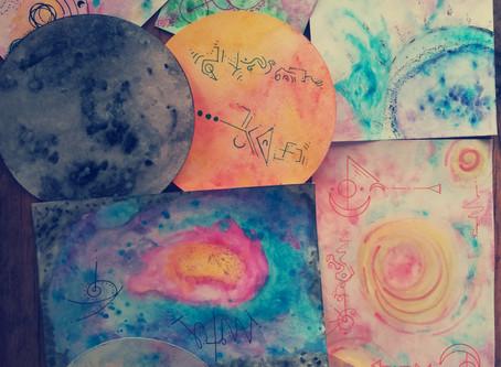 La mia Arte: Codici di Luce