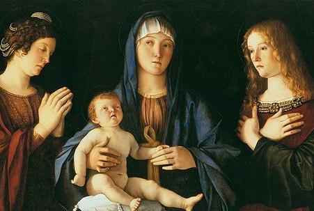 """La Notte Santa Oscura la """"Trinità Femminile"""""""