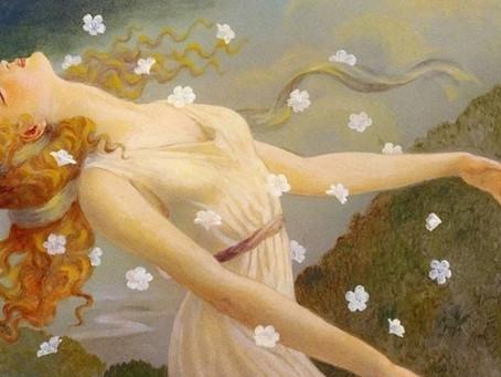 Venere Nuova e la Danza Lenta Femminile