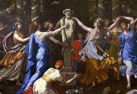 Invocazione a Mutinus Tutunus Dio Fallico: 7° Giorno