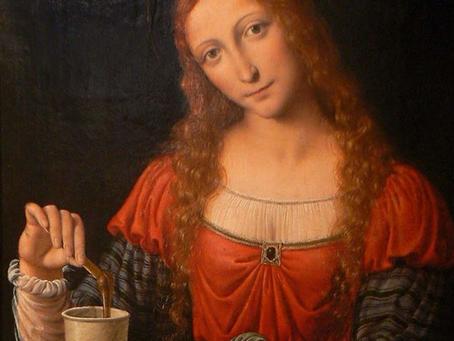 """Rito: """"La Via delle Rosa"""" le Apostole di Maria Maddalena"""
