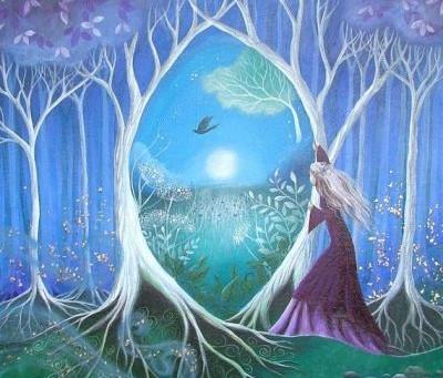 La Luna di Aprile 2017: Luna della Rinascita, dei Sensi e del Desiderio