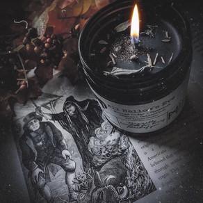 Lascia andare i fantasmi, l'incanto di Samhain.