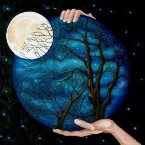 meditazione della luna- carla babudri -
