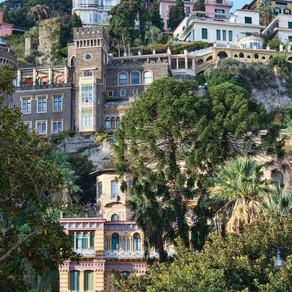 Un amore erotico con la città di Napoli