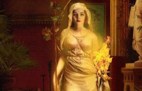 Rituale: Riaccendere il Fuoco Sacro Femminile di Vesta