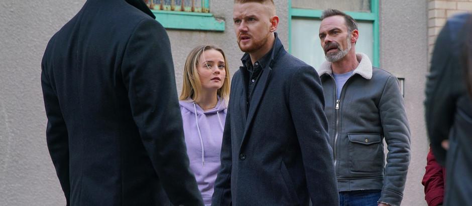 Gary raises suspicions in Corrie