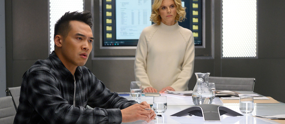Jason Wong joins Silent Witness