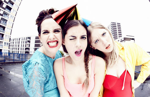 ED FRINGE REVIEW Birthday Girls, Party Vibes
