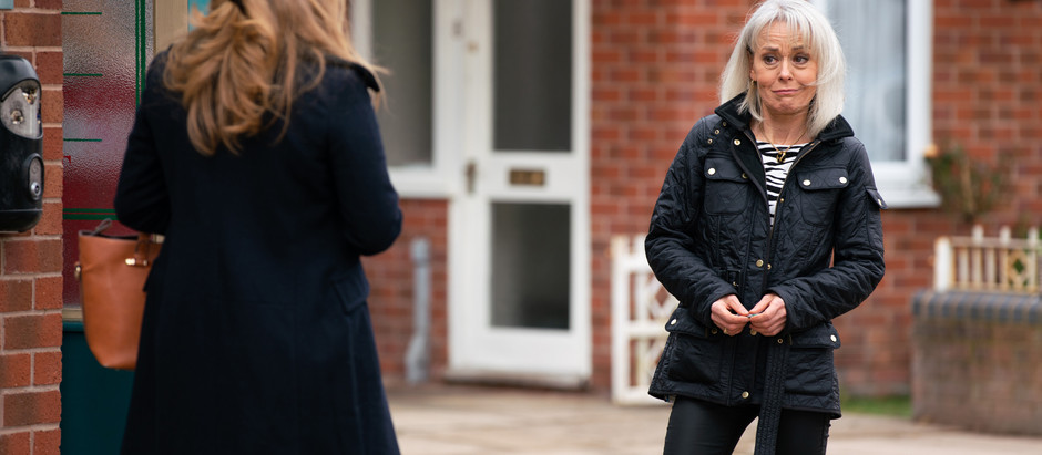 Sharon befriends Sam hoping to get closer to Leanne in Corrie
