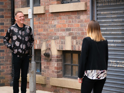 Sean comes clean about Double Glammy as Daisy goes behind his back in Corrie