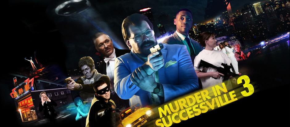 I TALK Murder In Successville (Series 3)