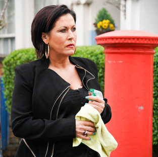 Kat discovers Billy's secret in EastEnders after he fails job interview