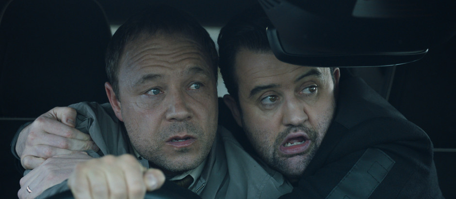 FIRST LOOK Stephen Graham and Daniel Mays in Code 404