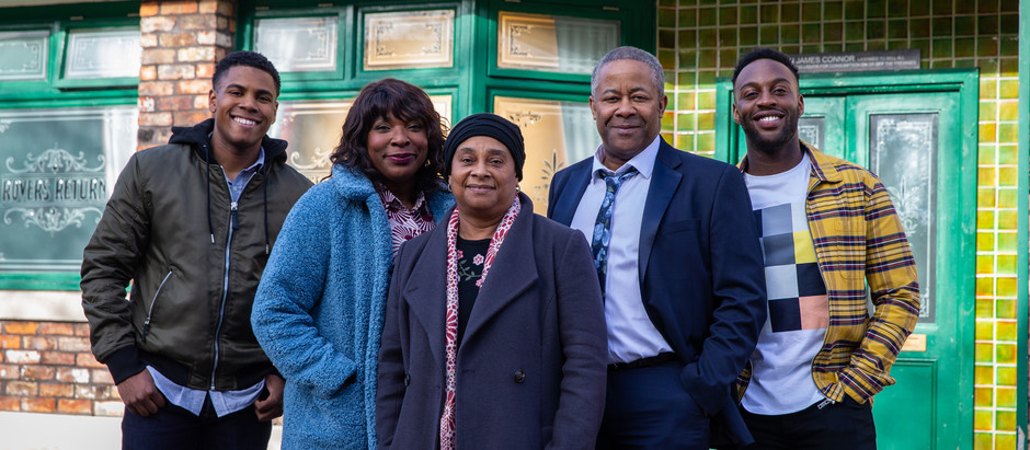 Powerful racism storyline announced for the Bailey family in Corrie