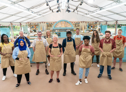FIRST LOOK The Great British Bake Off 2020