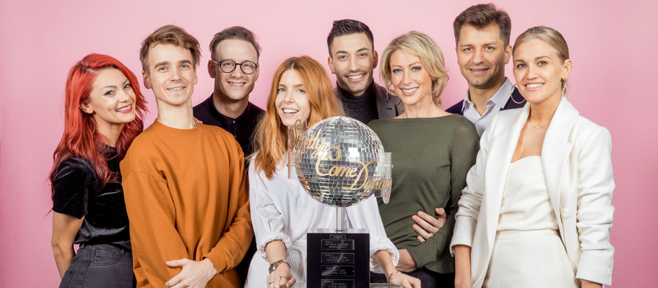 I TALK TO Strictly Come Dancing Finalists 2018