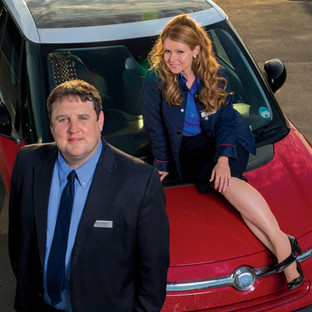 Peter Kay's Car Share WILL Return After All