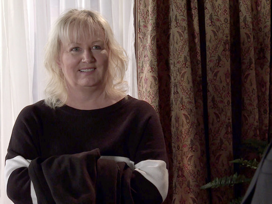 Todd plays matchmaker in Corrie as Eileen finally invites George over