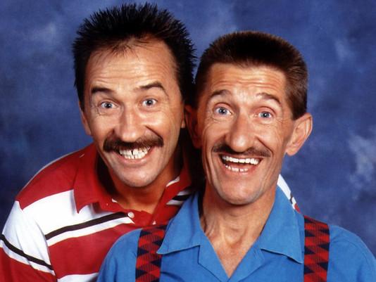 I TALK TO Paul & Barry Chuckle