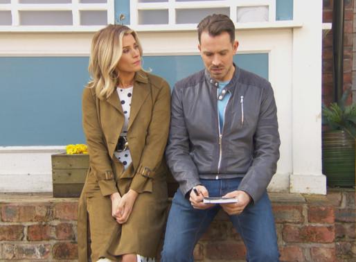Mandy worries about Darren in Hollyoaks