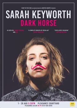 Sarah Keyworth Poster 2018