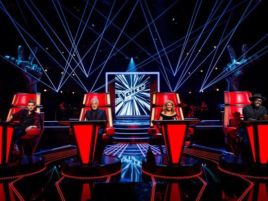 I TALK The Voice UK (Series 3)