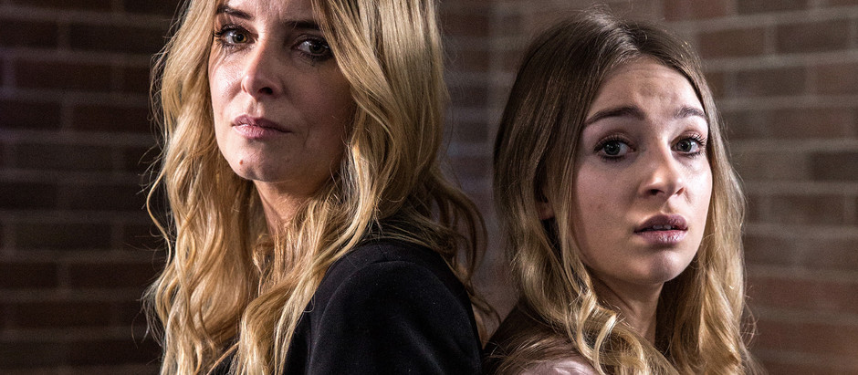 EMMERDALE SPOILERS Charity opens up about her troubled past