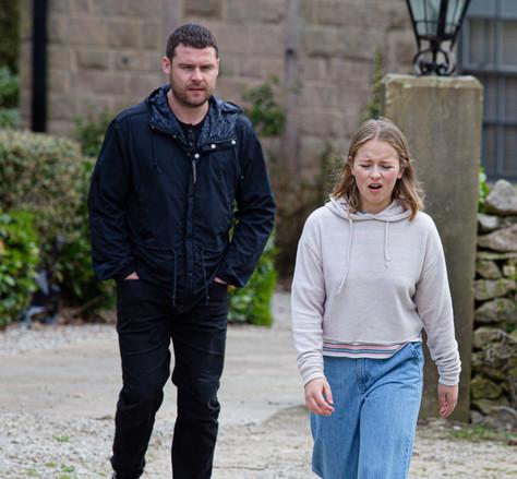 Liv hits rock bottom in Emmerdale as she takes stranger back to The Mill