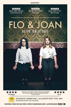 Flo Joan Poster 2018