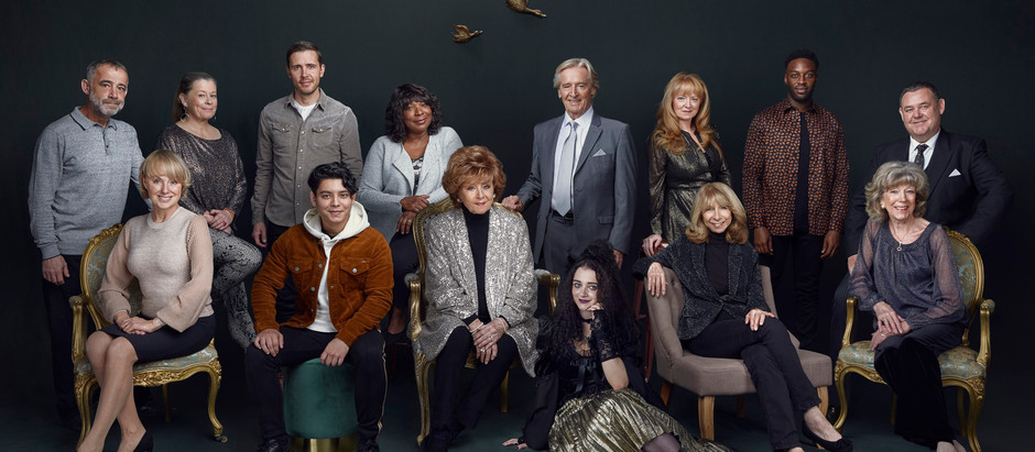 Coronation Street unveil stunning cast photograph to celebrate their 60th Anniversary
