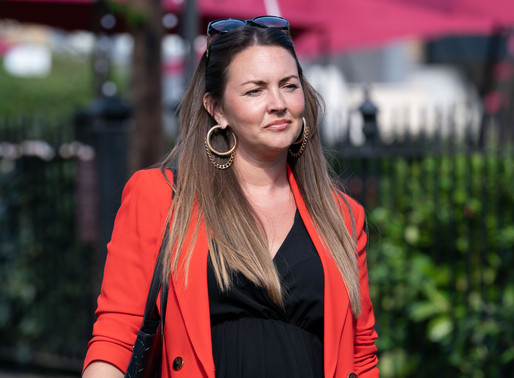 Stacey's return puts pressure on Martin and Ruby's relationship in EastEnders