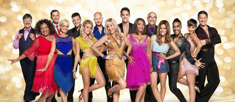 I TALK Strictly Come Dancing (Series 12)