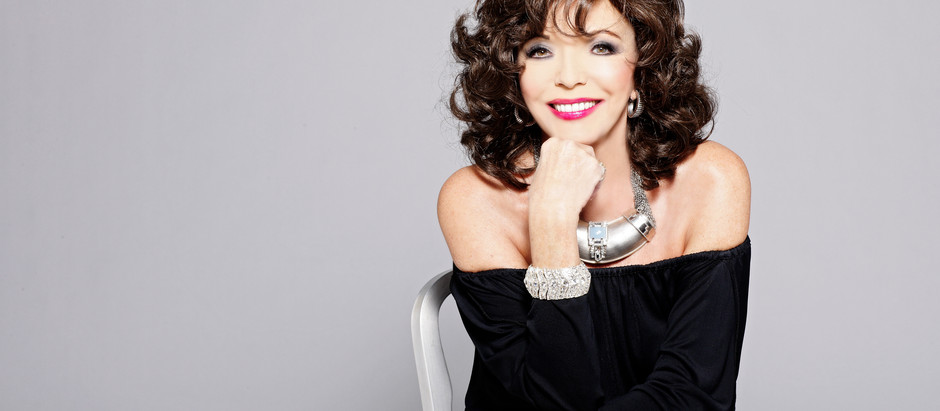 Joan Collins Announces a UK Tour