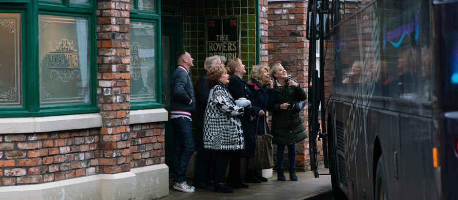 Coronation Street heads to Blackpool for 10,000th episode
