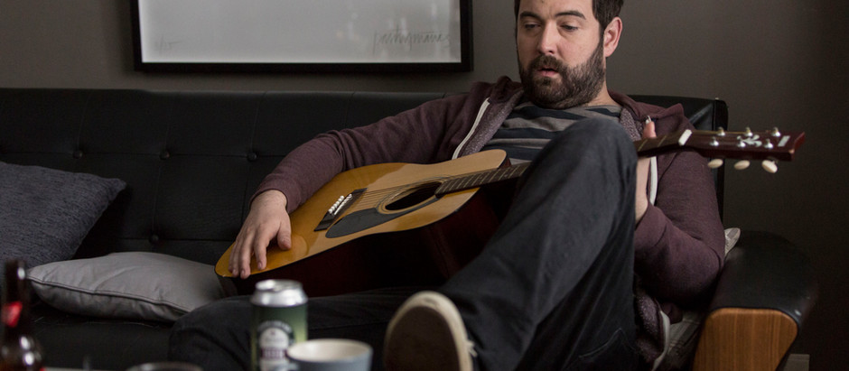 I TALK TO Nick Helm