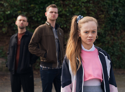 Victor sends Juliet back to the Nightingales as part of his next plan in Hollyoaks