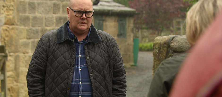 Paddy sells his soul in Emmerdale as Kim makes him an offer