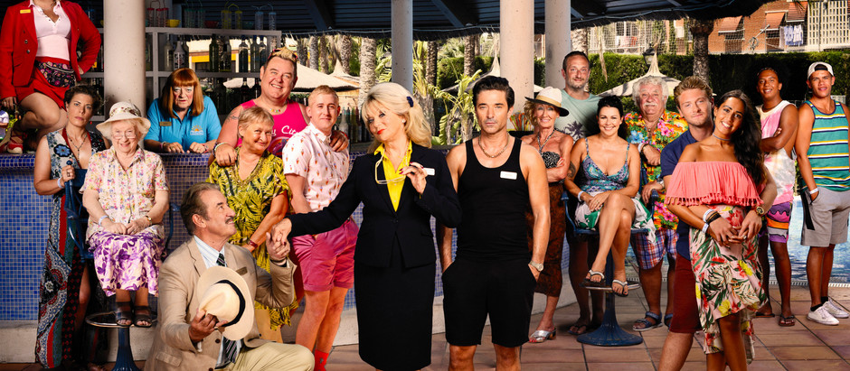 FIRST LOOK Benidorm (Series 10)