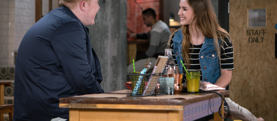CORRIE SPOILERS Kayla stirs trouble between Craig and Bethany