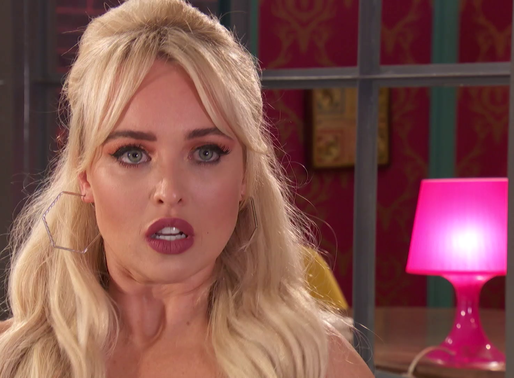 The McQueens are spooked in Hollyoaks as part of the soap's 25th birthday