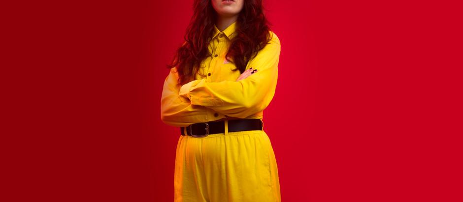 ED FRINGE REVIEW Catherine Bohart, Lemon
