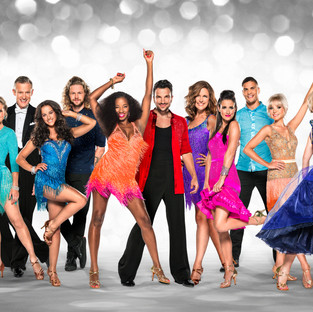 I TALK Strictly Come Dancing (Series 13)