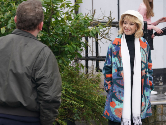 Sue Holderness joins EastEnders next month