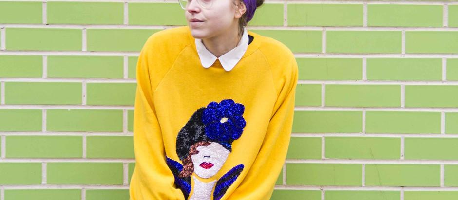 ED FRINGE REVIEW Jessie Cave, I Loved Her