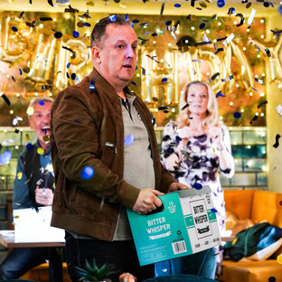 Dana's father Harvey makes a surprise arrival in EastEnders