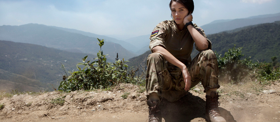 FIRST LOOK Our Girl (Series 3)