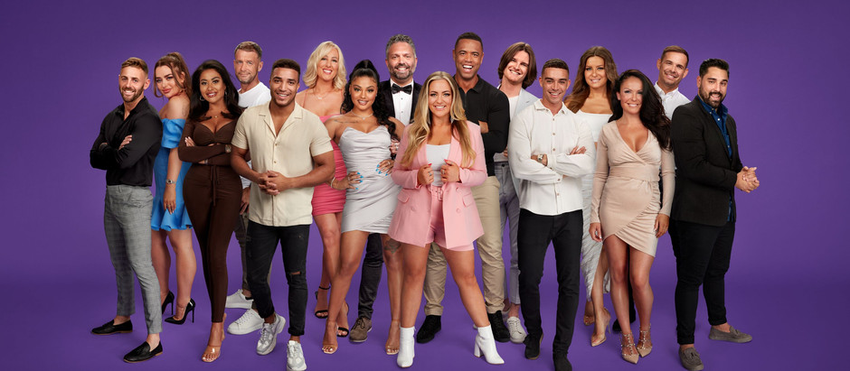 FIRST LOOK Married at First Sight UK