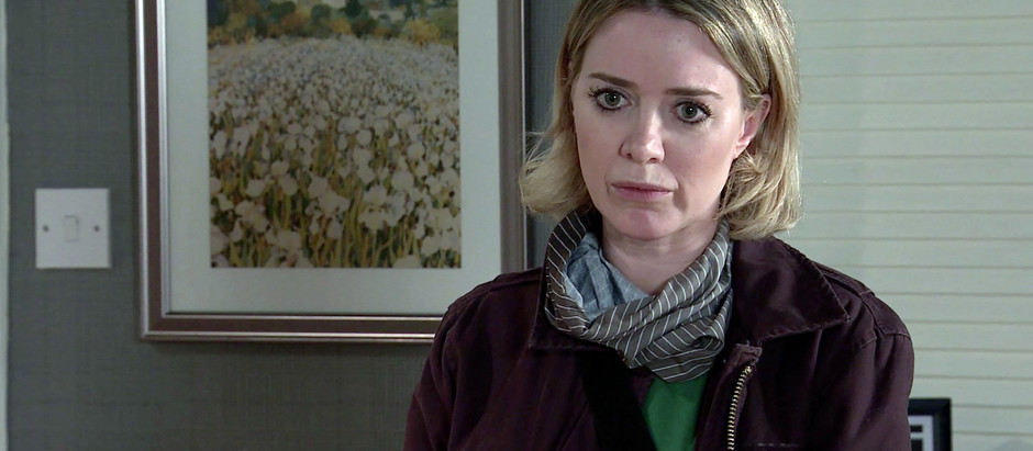 Abi comes clean to Kevin in Corrie after making amends with Debbie
