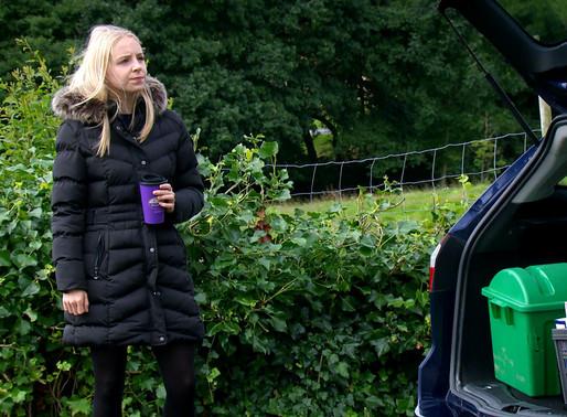 Belle struggles to cope in Emmerdale as she seeks revenge on Jamie